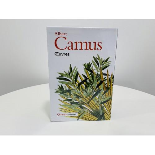 Albert Camus - Oeuvres