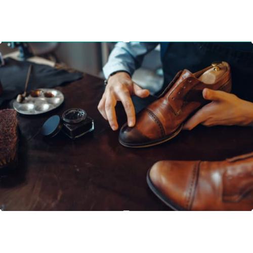 Travaux divers sur chaussures - Homme