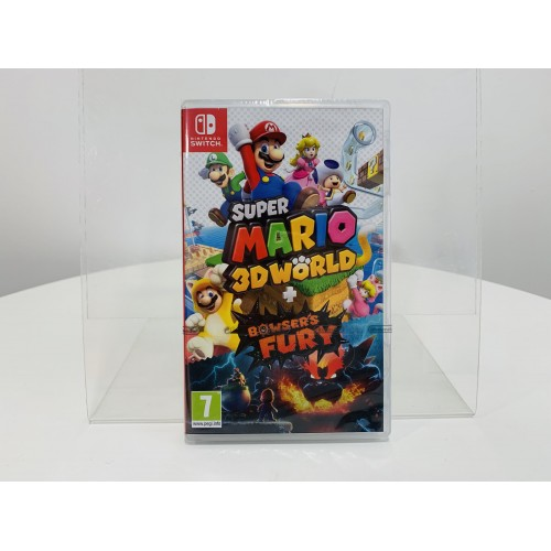 Super Mario 3D World + Browser's Fury