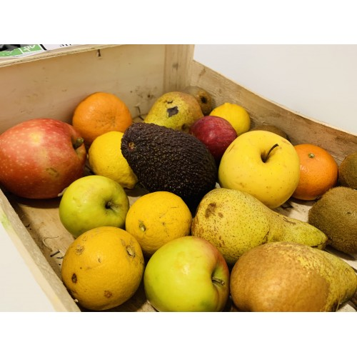 Panier de fruits BIO de saison